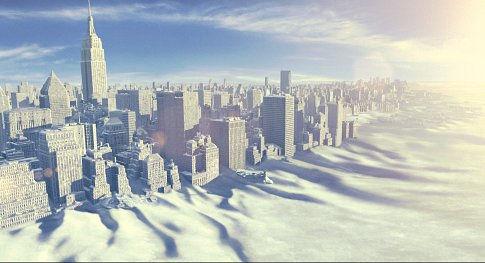 New York congelada