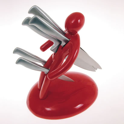 El Cuchillero Que Todos Queremos Tener