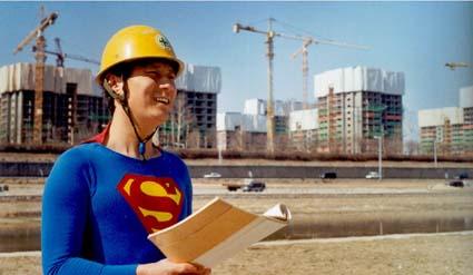 Los nuevos obreros de la construssion
