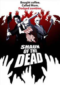 Poster de Shaun Of The Dead