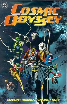 Cosmic Odissey