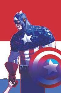 Capitán América de Marvel Knights