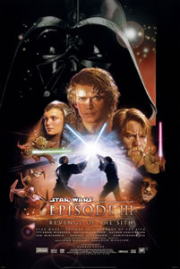Star Wars Revenge Of The Sith Poster Oficial