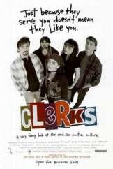 Póster Clerks