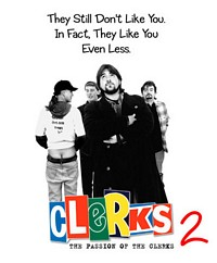 Póster de Clerks 2