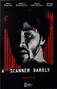 Scanner darkly póster 1
