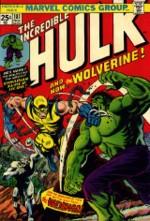 Portada de Hulk 181
