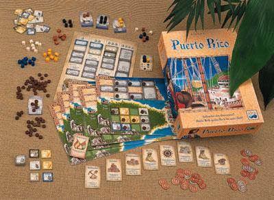 Puerto Rico (Material - Rio Grande Games)