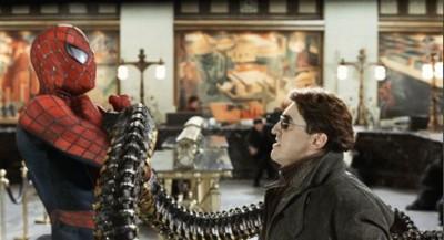 Spiderman y el Doctor Octopus