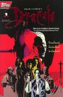 Portada del Cómic Americano Bram Stoker's Dracula