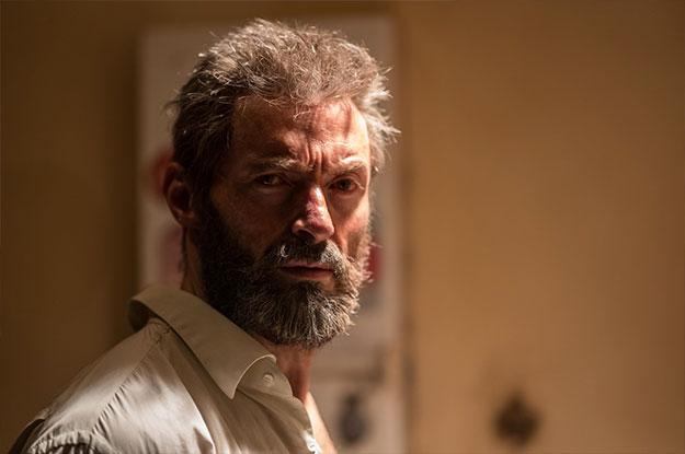Hugh Jackman AKA Logan