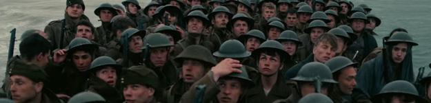 Dunkerque (Dunkirk) de Christopher Nolan