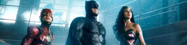 La Liga de la Justicia (Justice League) de Zack Snyder
