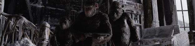 La guerra del Planeta de los Simios (War of the Planet of the Apes) de Matt Reeves