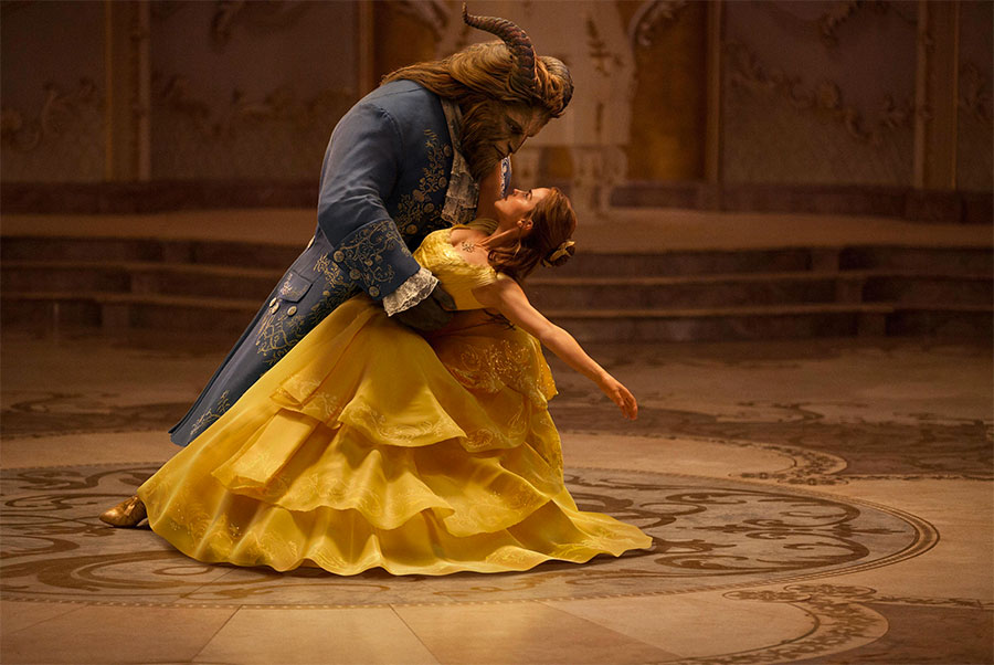 La bella y la bestia (Beauty and the Beast) de Bill Condon