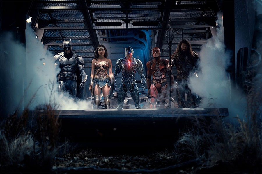 Justice League de Zack Snyder
