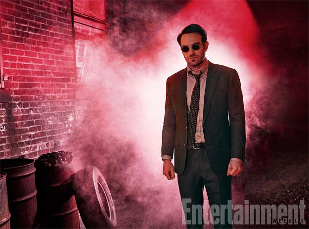 Otro vistazo a Daredevil, Jessica Jones, Luke Cage y Iron Fist en la serie de supergrupo de Netflix