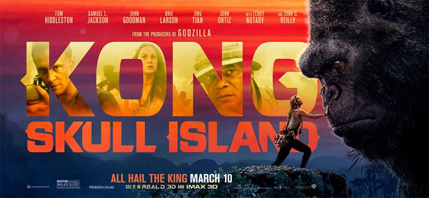 Un nuevo cartel de Kong: la isla Calavera... se veía venir
