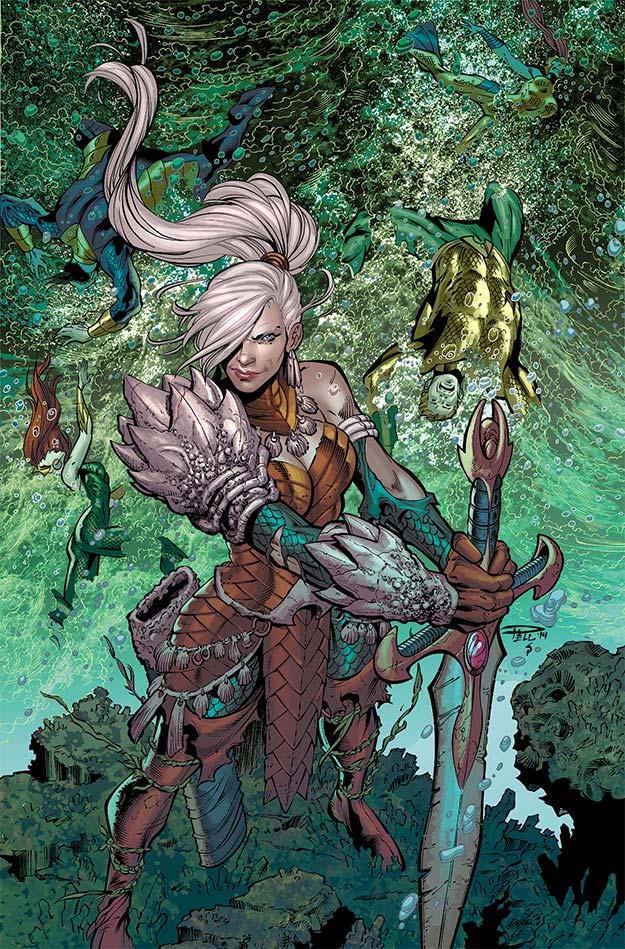 Nicole Kidman firme candidata para ser Atlanna en Aquaman