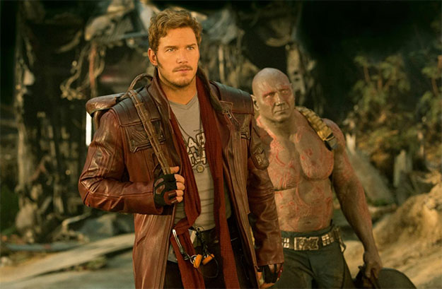 Nueva imagen de Guardianes de la Galaxia Vol.2