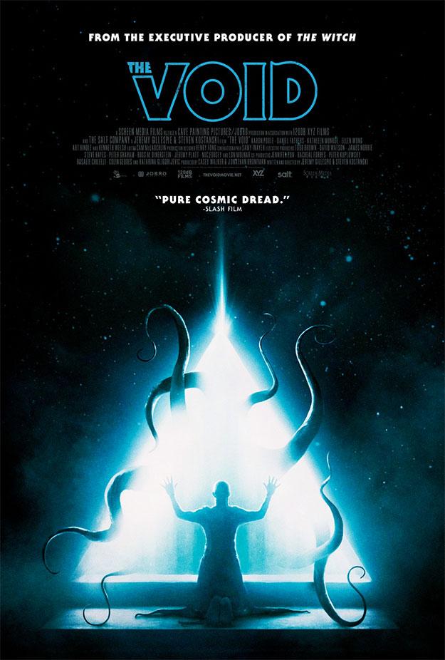 Me mola este cartel de The Void