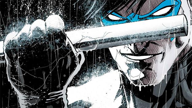 DC planea ya un film de Nightwing con Chris McKay a los mandos
