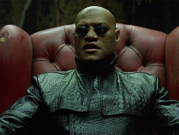 ¿Y si estuviéramos en en el fondo ante una precuela de The Matrix centrada en la vida de Morfeo?