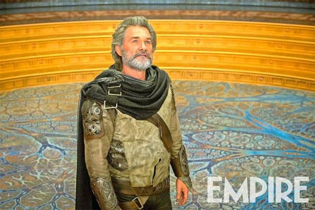 El padre de Star-Lord