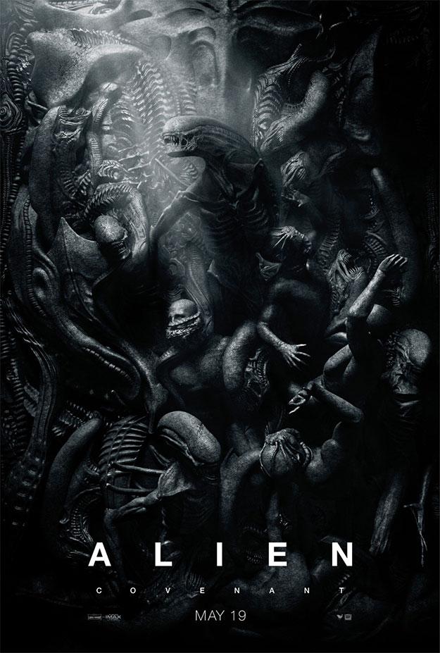 Póster de Alien: Covenant
