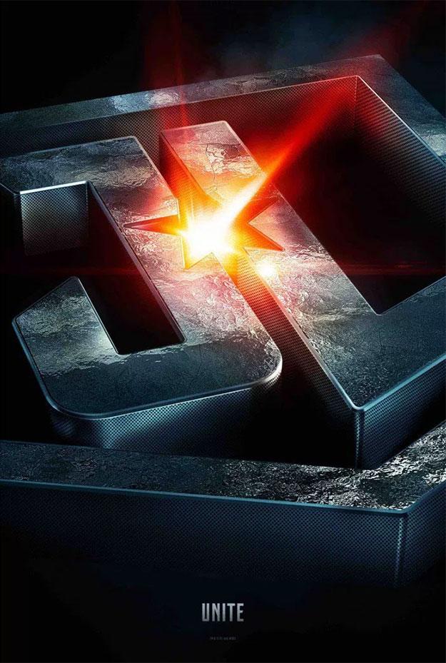 El nuevo cartel de Justice League