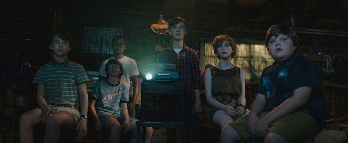 Imagen del primer trailer de It