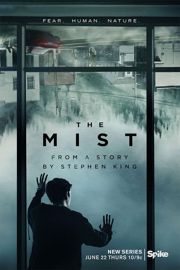 """El cartel de """"The Mist"""" de SpikeTV"""