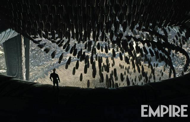 Nueva imagen de Alien: Covenant