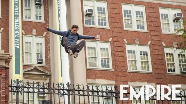 Spider-Man: Homecoming, Peter Parker vuela alto... o al menos lo intenta