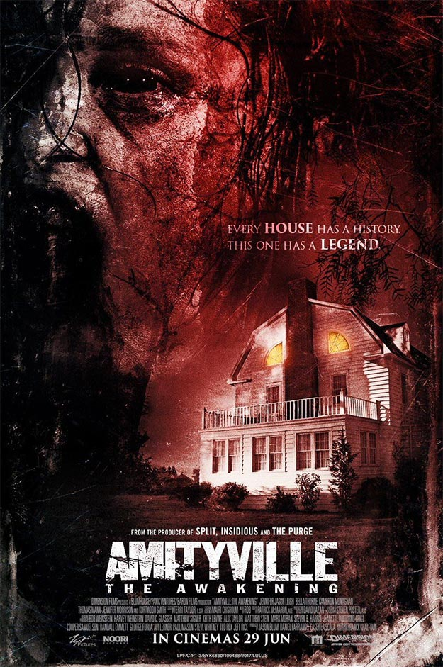 Un nuevo cartel de Amityville: The Awakening
