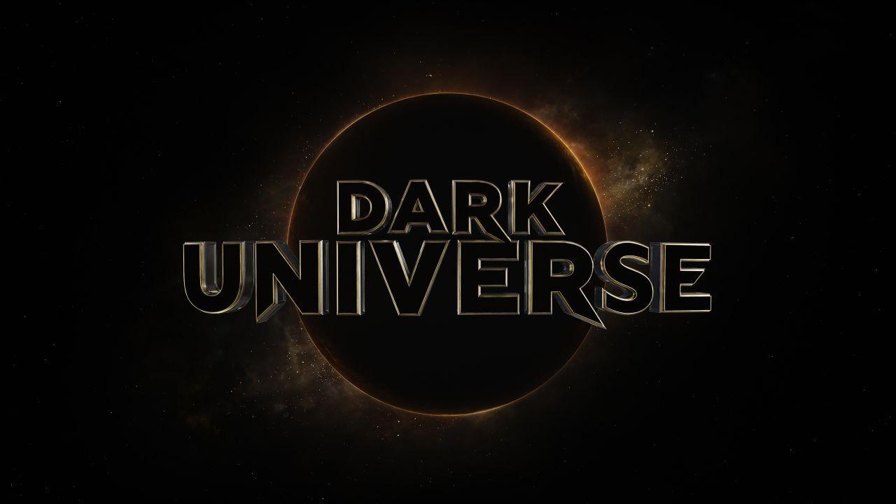 Logo del Dark Universe