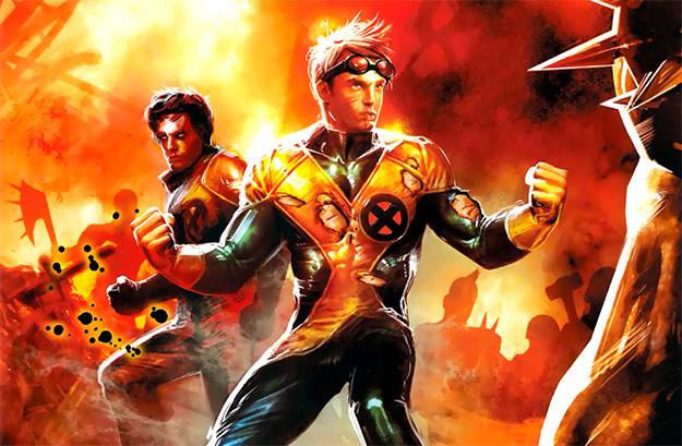 Cannonball y Sunspot tienen ya rostro para X-Men: The New Mutants