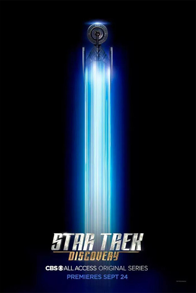 Me gusta este cartel de Star Trek: Discovery