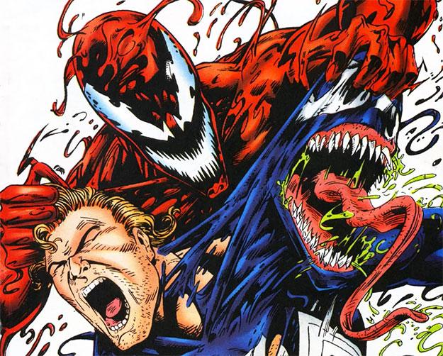 Aparentemente el villano de Venom será Carnage en el film protagonizado por Tom Hardy