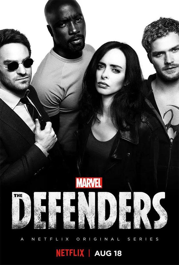 """""""Marvel's The Defenders""""... cosa de cuatro"""