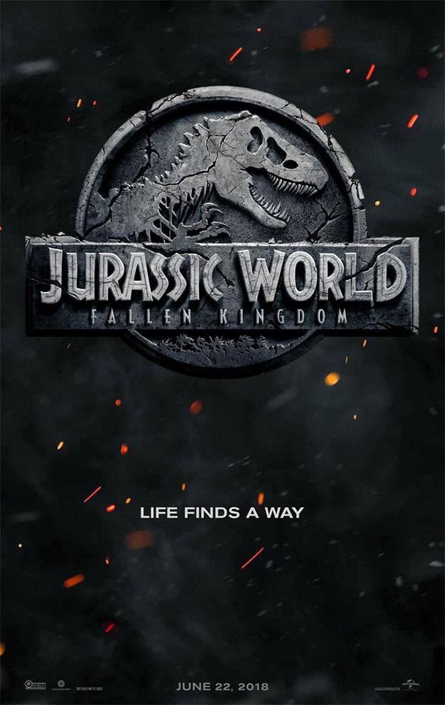 Jurassic World: Fallen Kingdom... la vida encuentra su camino