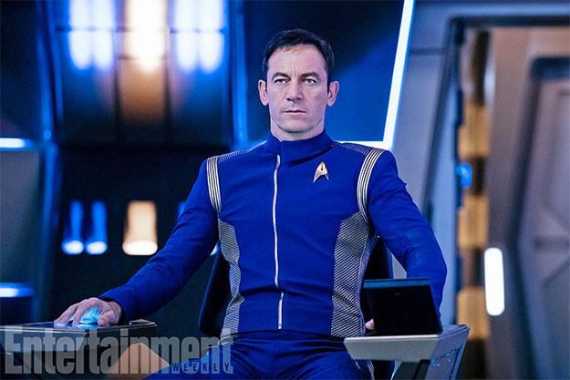 Primer vistazo a Jason Isaacs como el Capitán Lorca