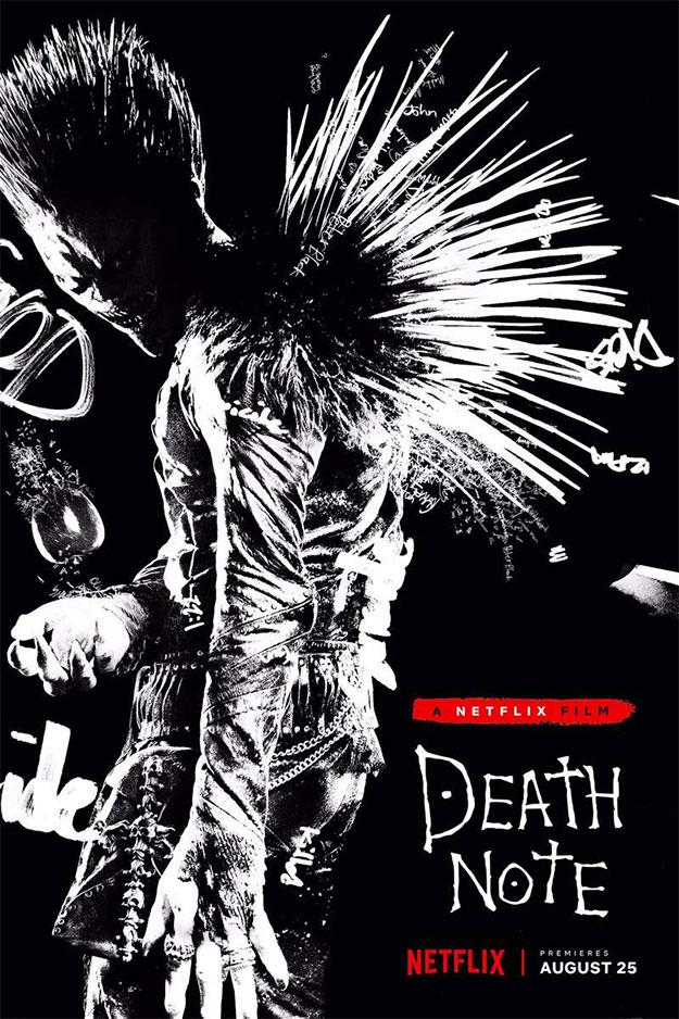 Cartel molón de Death Note