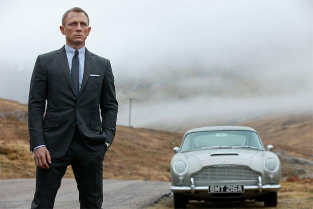 Daniel Craig... de nuevo James Bond
