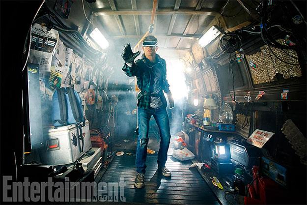 Primera imagen de Ready Player One de Steven Spielberg