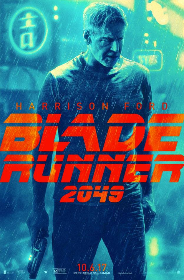 Otro par más de carteles de Blade Runner 2049