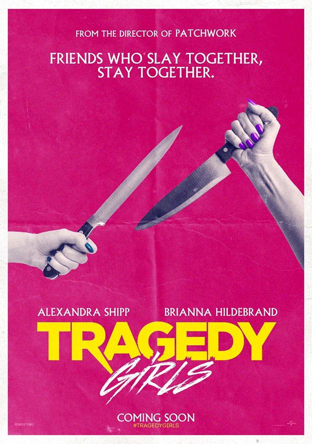 Un cartel de Tragedy Girls, me molaría poder verla