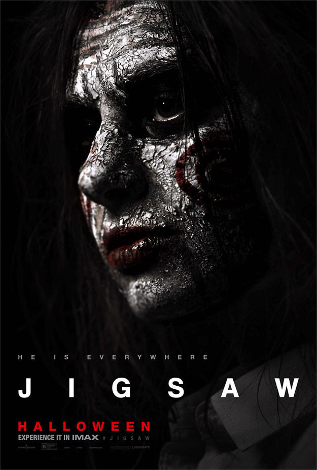 Nuevo cartel de Jigsaw