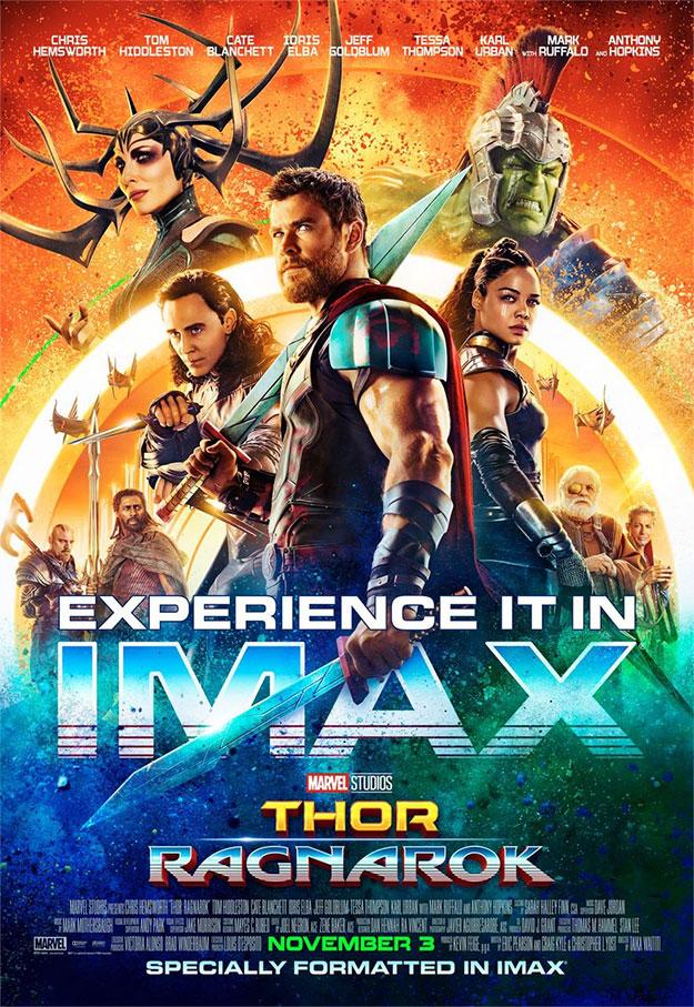 Un nuevo cartel del estreno más molón del año, Experience it in IMAX