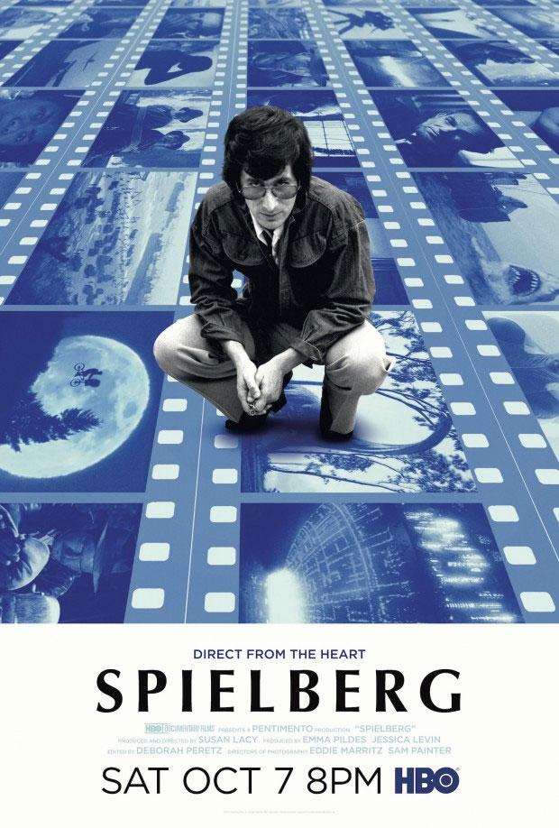 Cartel de Spielberg, el próximo 7 de octubre en HBO... ¿lo veremos por aquí?
